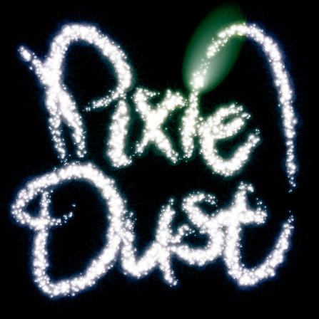 Sprinkle a little or maybe much! | Pixie dust, Upper leg ...