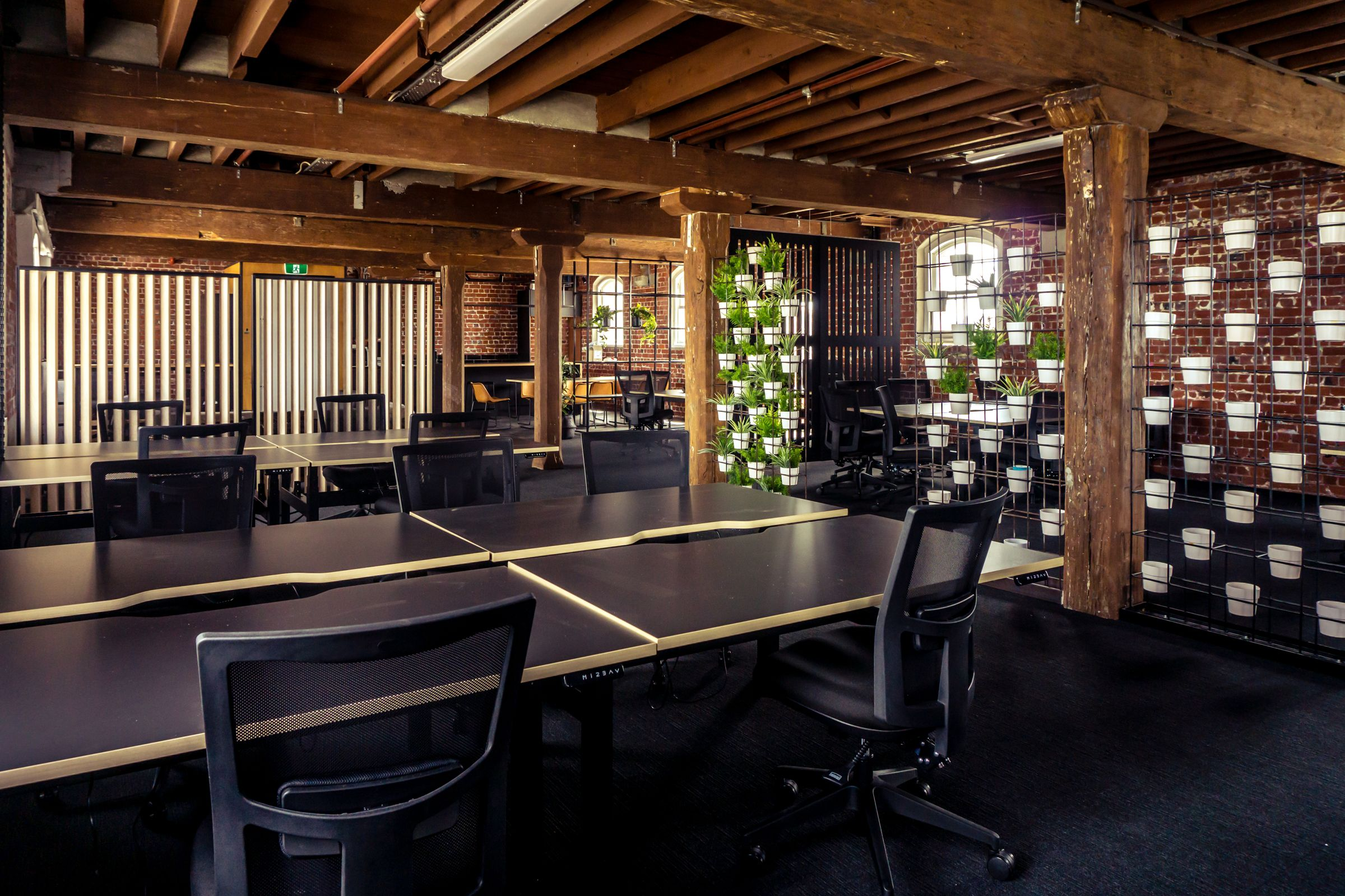 Genius Co-Working #2 in 2020 | Flexible space, Timber ...