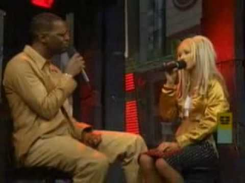 Have Yourself A Merry Little Christmas Christina Aguilera.Christina Aguilera Brian Mcknight Have Yourself A