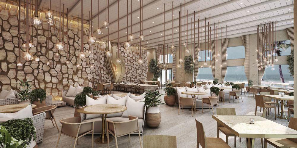 Cleo Restaurant At The Sls Hotel Baha Mar Bahamas