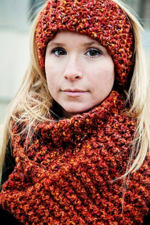 Pdf Quick And Easy Infinity Scarf Knitting Pattern Yarn Love