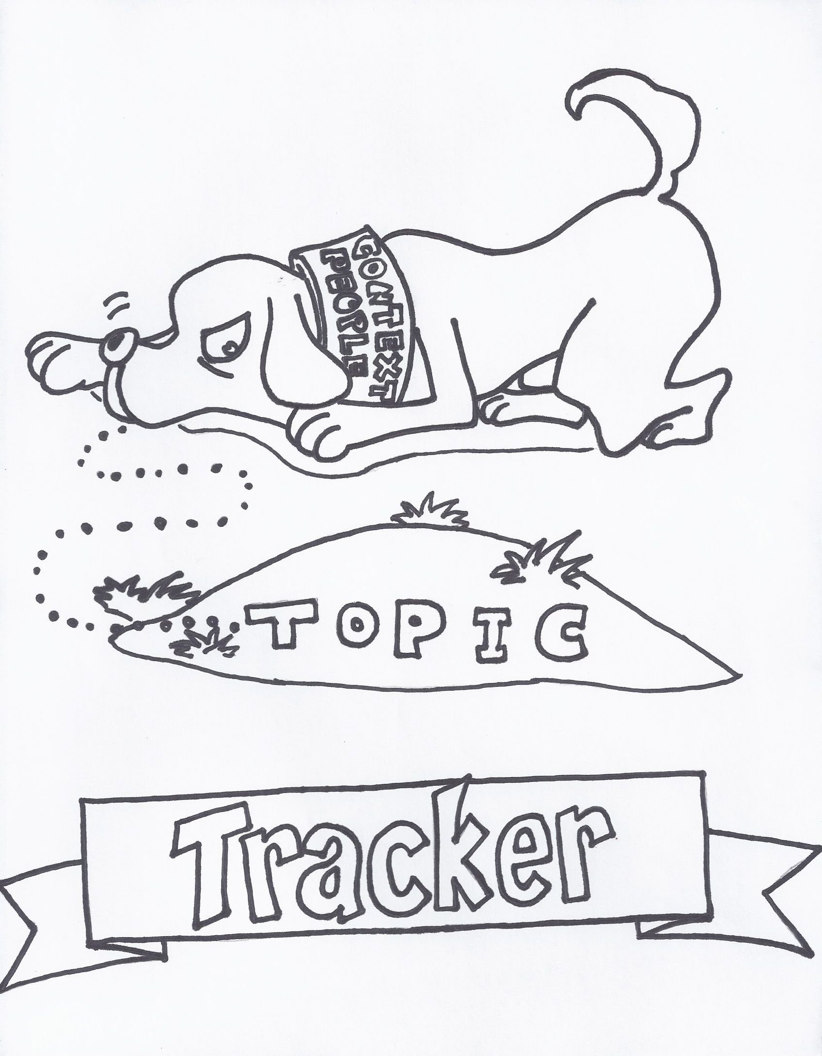 Topic Tracker I Help You Stay On The Right Track Or Topic
