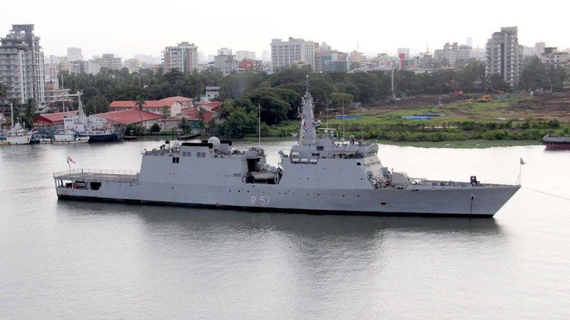 Indian Navy Patrol Vessel Ins Sunayna Arrives In Kochi After 80 Day Anti Piracy Patrol Without Entering Any Port In 2020 Indian Navy Anti Piracy Kochi