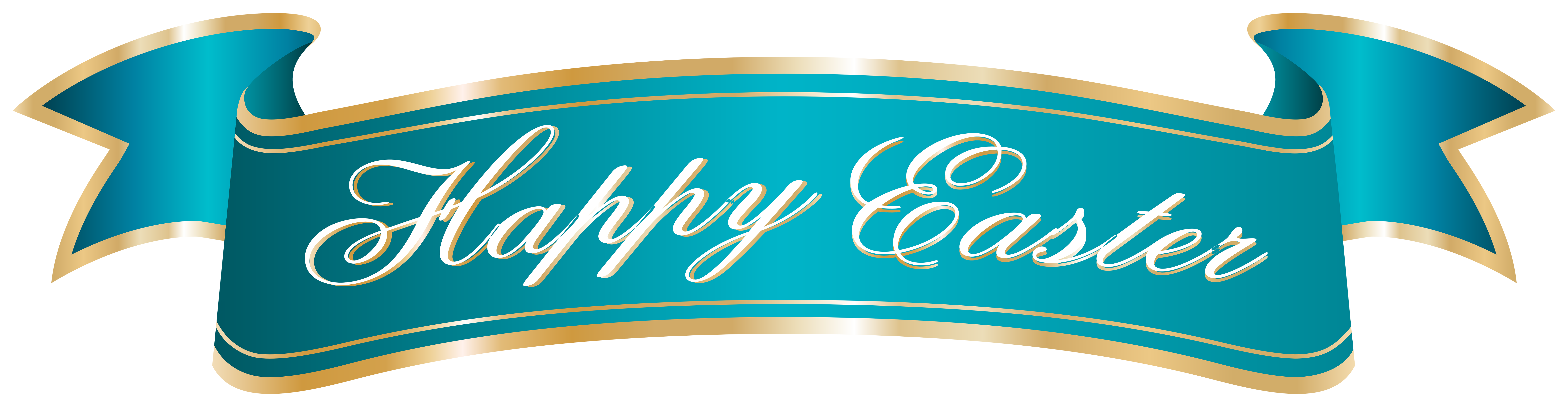Happy Easter Banner Png Clip Art Image Gallery Yopriceville High Quality Images And Transparent Png Free Happy Easter Banner Easter Banner Easter Symbols