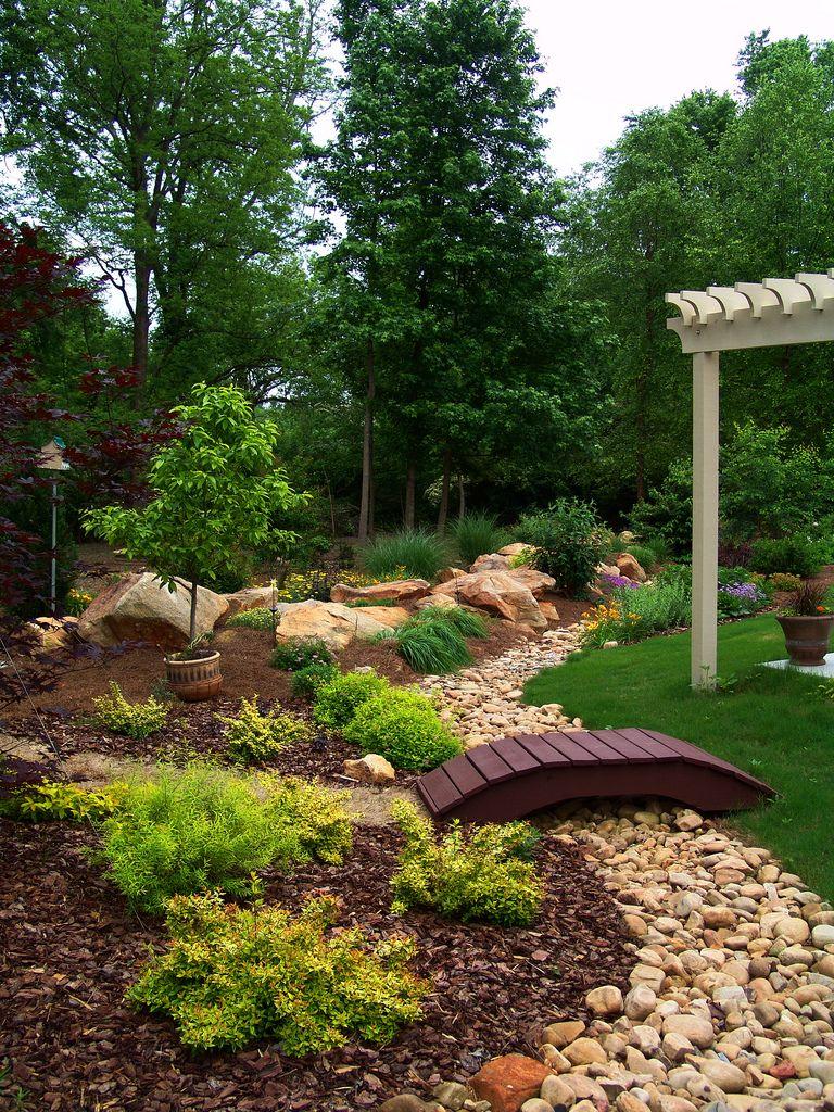 05.09 Backyard landscaping, Backyard, Home landscaping