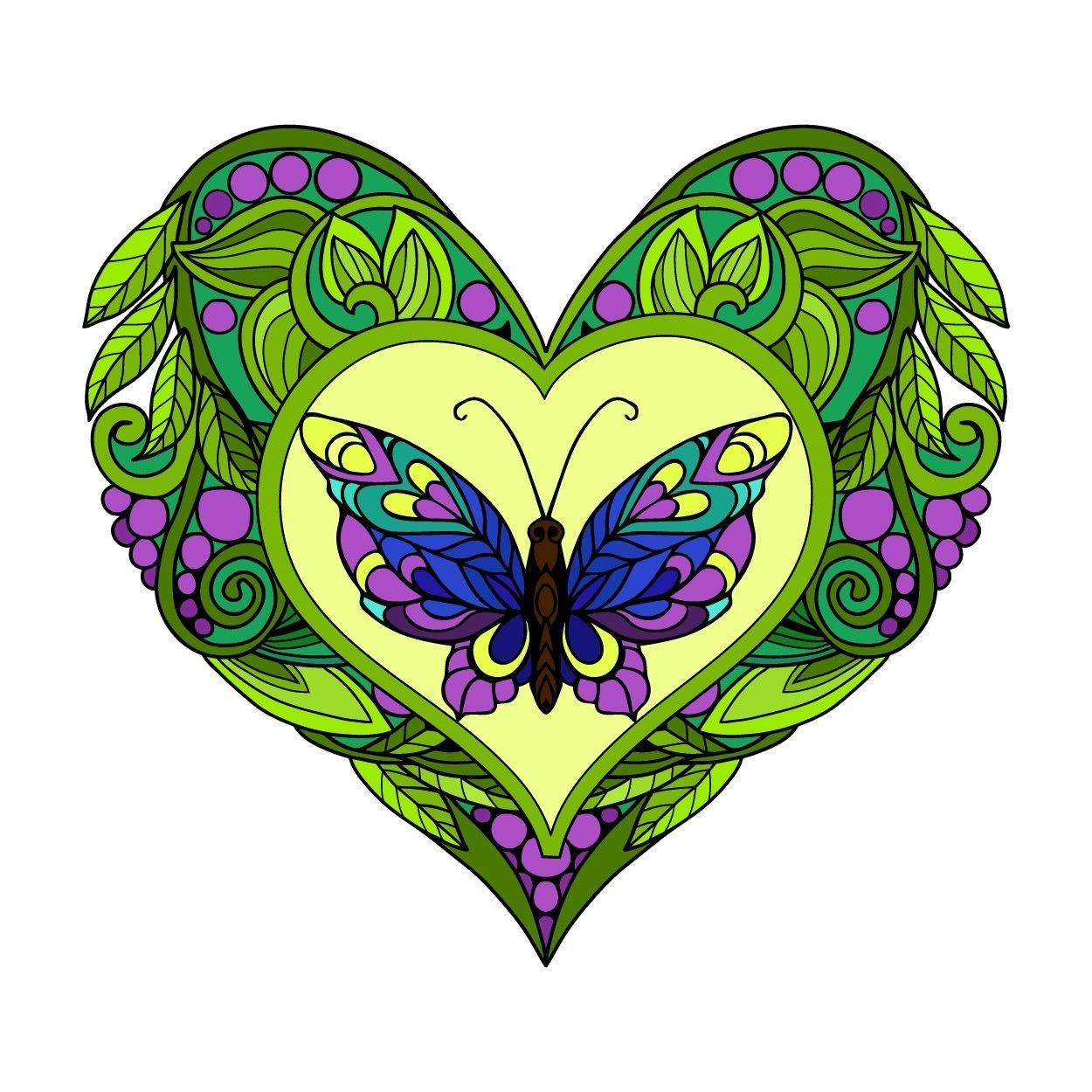 relaxcolorapp Mandala art, Happy colors, Coloring apps