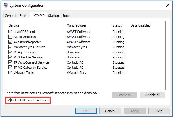 50e3bcd6e26441cb5b99ba001d73e074 - Dell Vpn Manager Service Is Not Running