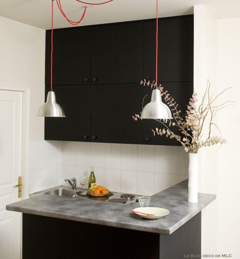 Cache meuble cuisine rnovation cuisine la peinture pour for Accessoire cuisine amenagee
