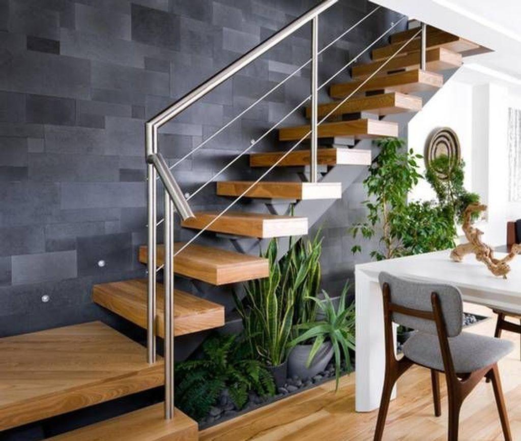 51 Stunning Staircase Design Ideas: 49 Stunning Under Stair Garden Ideas