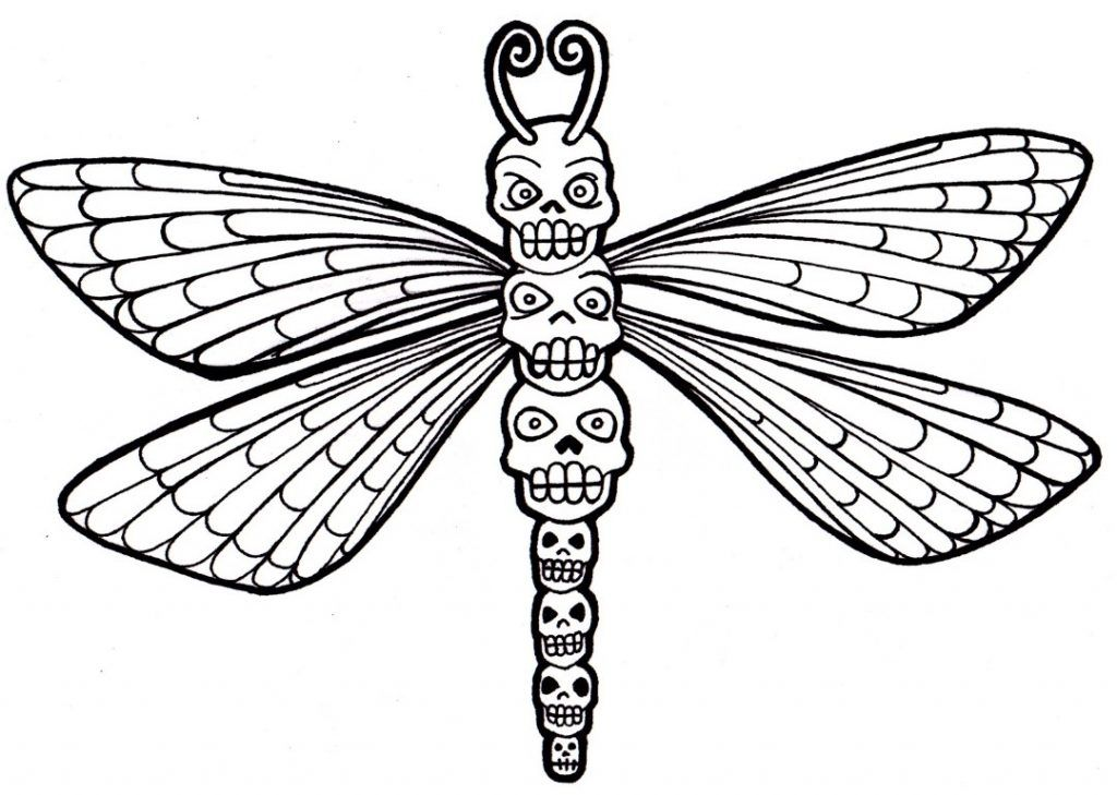 Coloring Rocks Skull Coloring Pages Butterfly Coloring Page Coloring Pages