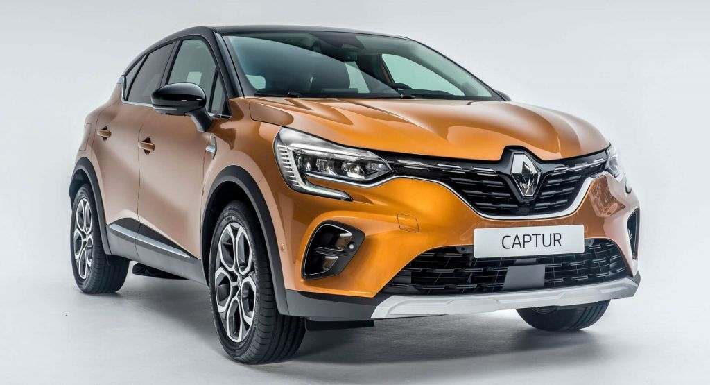 2020 Renault Captur Will Cost You At Least 17 595 In The Uk 17