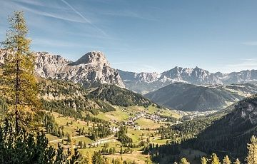 Tips for hiking trails with start in Alta Badia Italy Pinterest