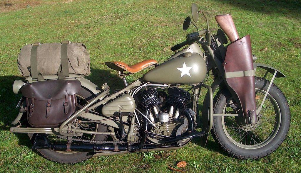 1942 Harley Davidson WLA