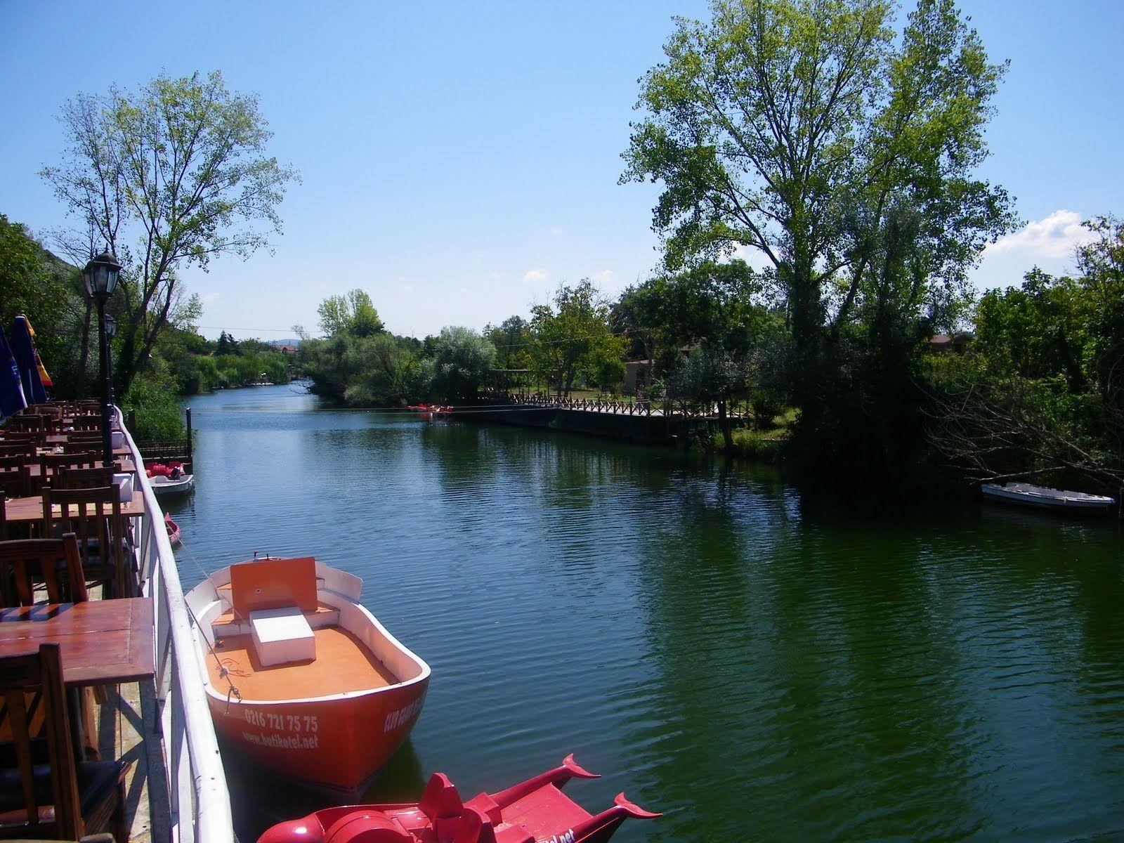 orte zu besuchen in ağva | urlaub reisen türkei / orte zu besuchen, Einladung