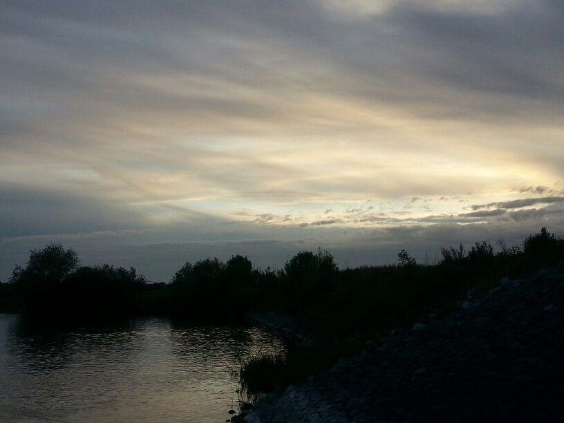 Rijn tussen Wageningen en Randwijk