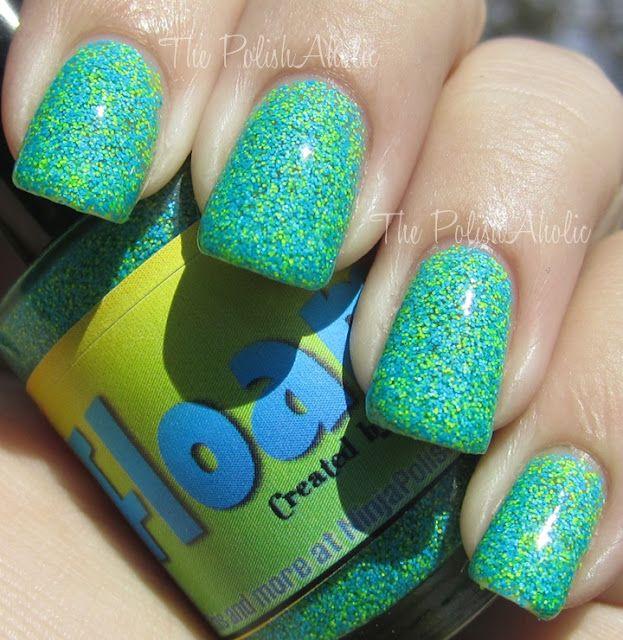 Floam nail polish?!!!