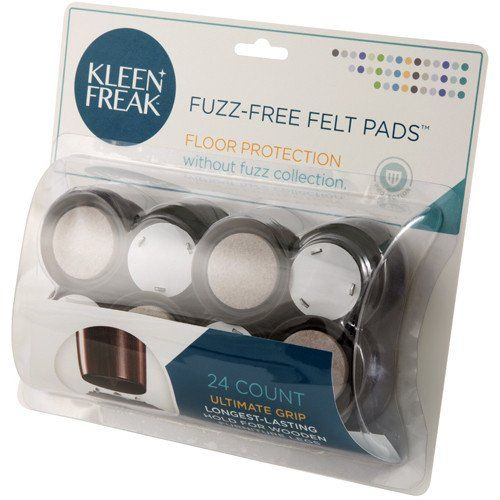 Ultimate Grip Fuzz Free Felt Pads Furniture