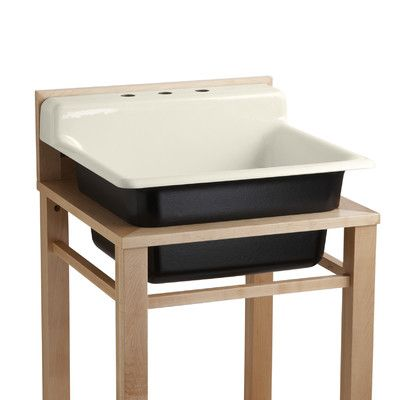 Every Respectable Outdoor Space Should Have A Sink Traditional
