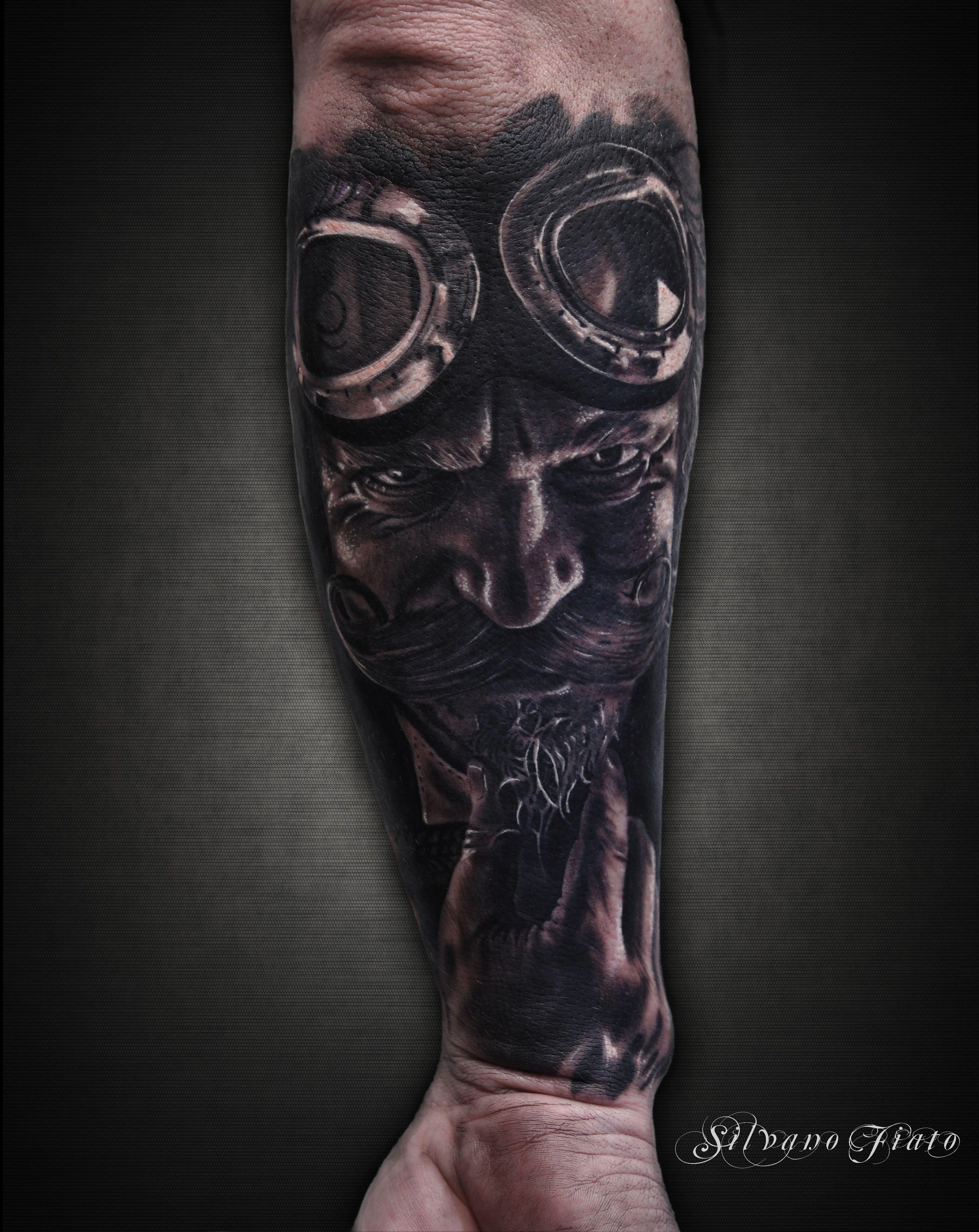 61a074c65 Silvano Fiato - Eternal Tattoo Studio | Tattoo | Tattoos, Tattoo ...