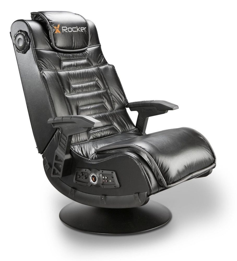 Gamer Sessel Ps4 X Rocker Gaming Chair Video Wireless Game Chair Audio Xbox Ps4 Ps3