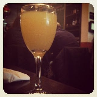 Bottomless Mimosa at Regional NYC  Visit singlepennies blogspot com
