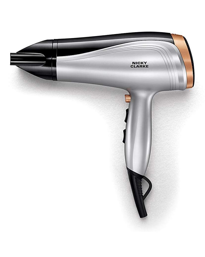 Nicky Clarke Hair Therapy Hair Dryer