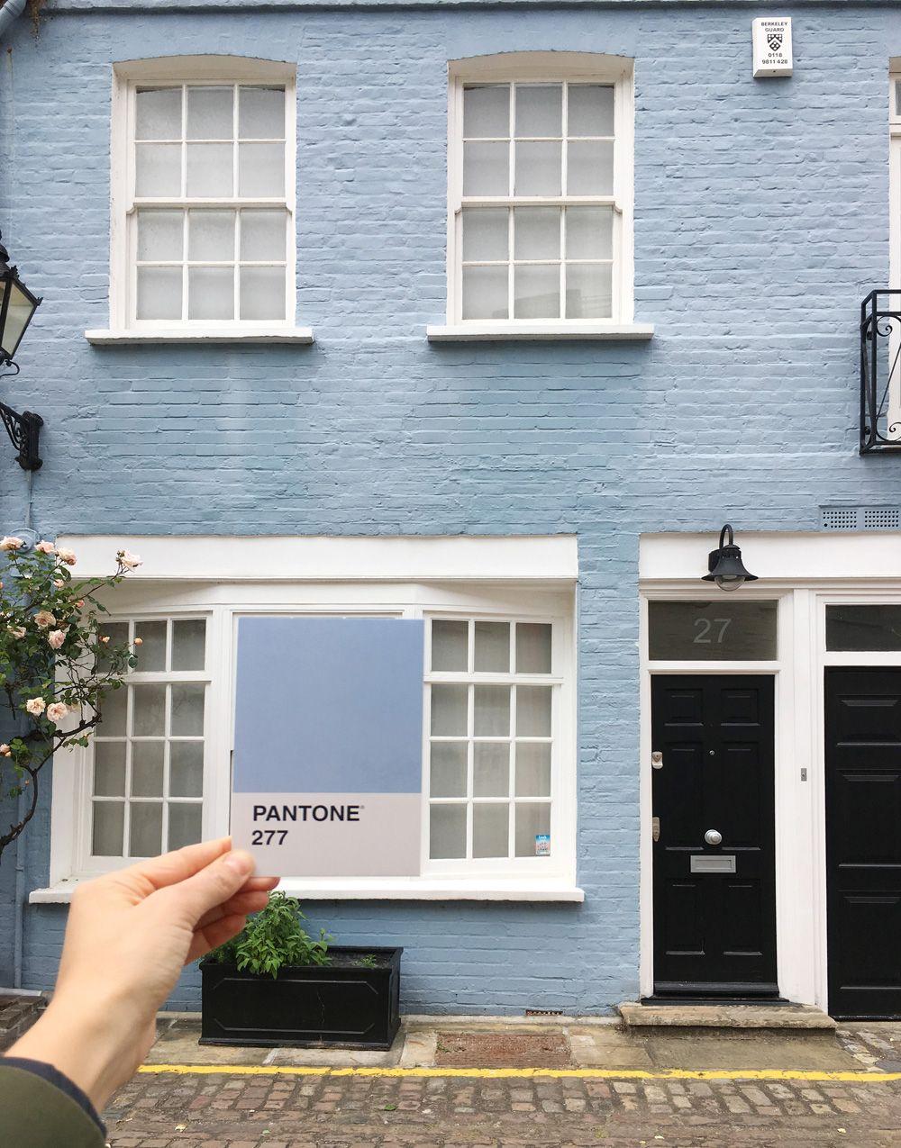Porte Da Interno Colorate i colori di londra: 7 posti dove trovare le famose case