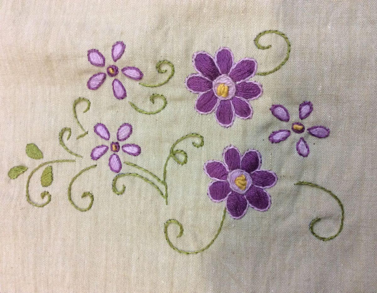 Pin by hemalata patel on hand embroidery pinterest embroidery
