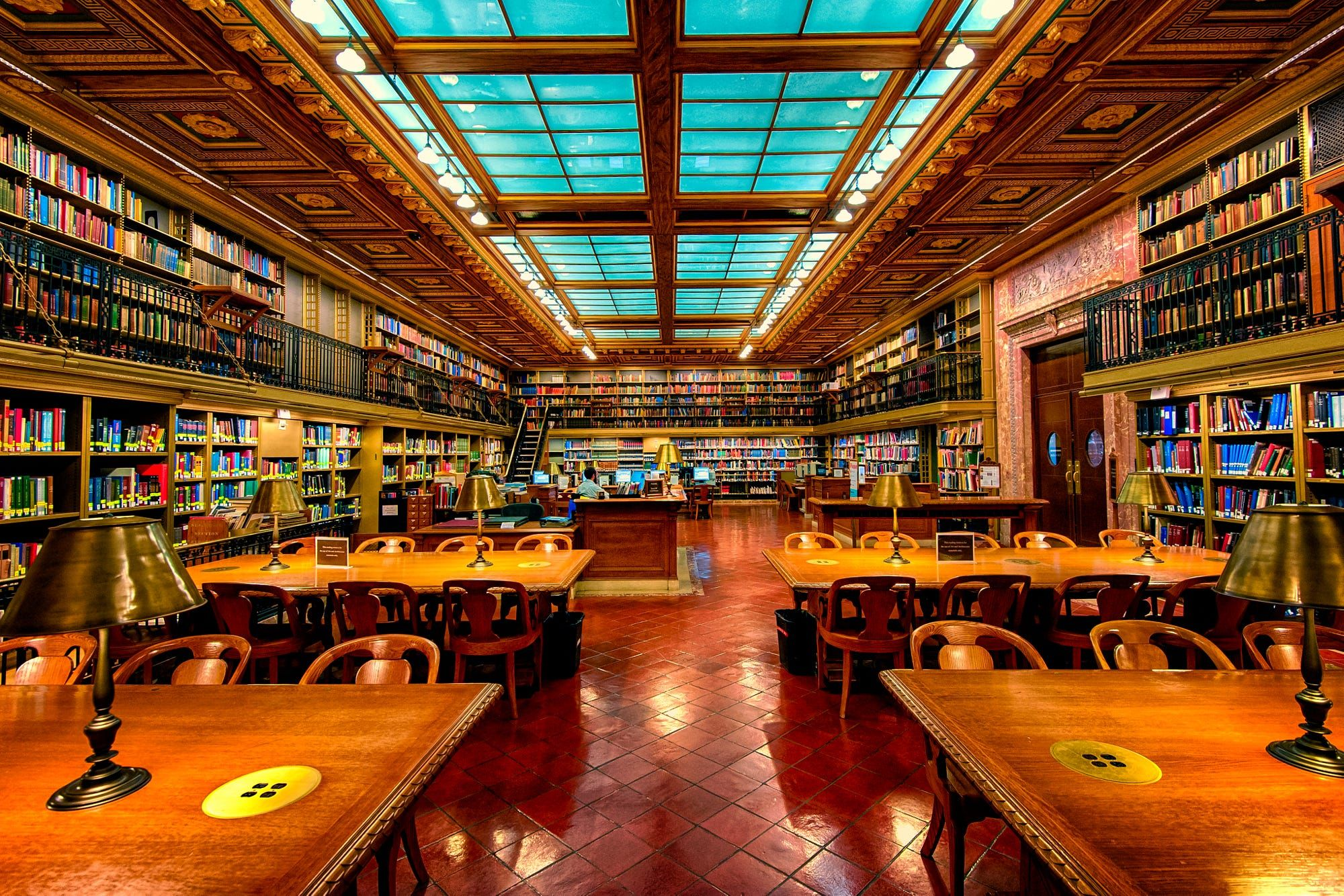 American history reading room new york public library