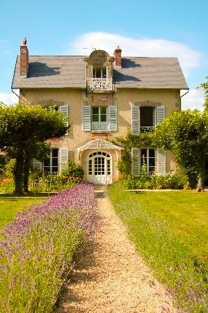Country Home Provence France French Cottage Garden French Country House French House