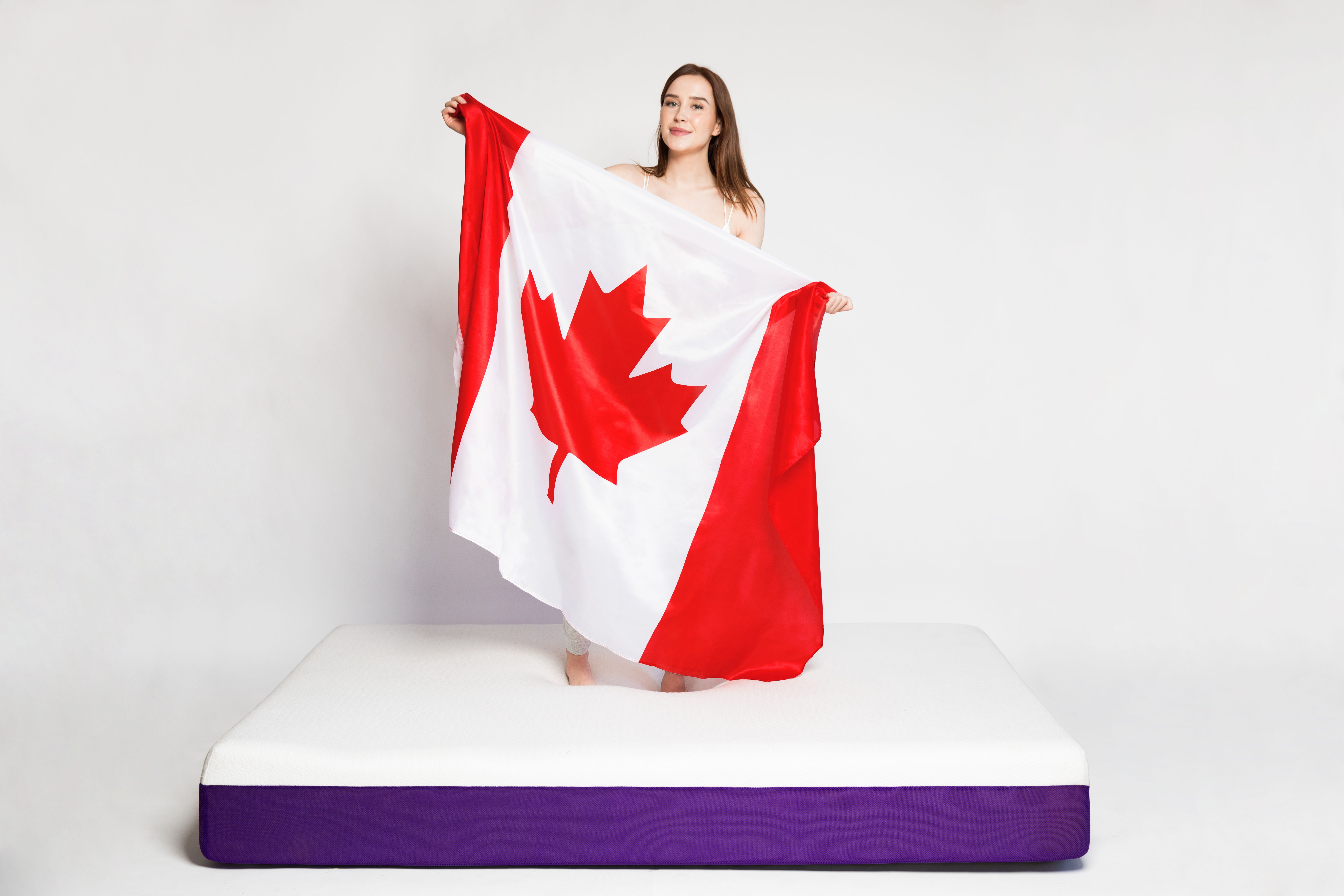 100 Made in Canada Best mattress, How to make, The 100