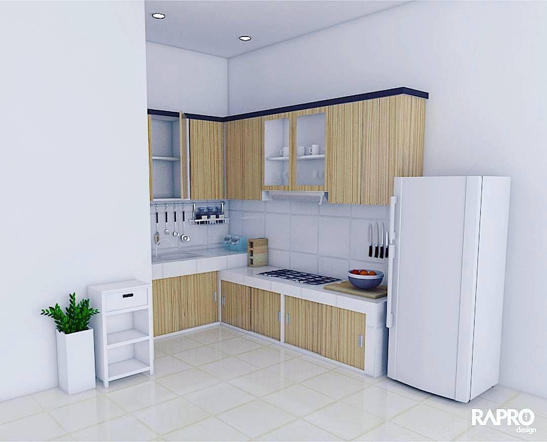 Gambar Kitchen Set Minimalis 2017  Dapur Minimalis Idaman