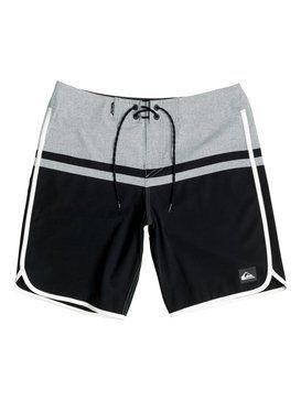 Quiksilver Ag47 Stomp 19 Boardshorts Black Kvj0 Chaqueta De Moda Para Hombre Ropa Gym Hombre Ropa De Hombre