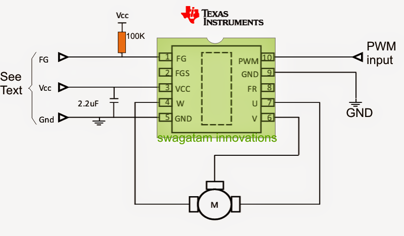 In This Post We Investigate What S A Bldc Motor And Subsequently We Learn Regarding The Design Of A Sensorless Bldc Mo Circuit Projects Circuit Circuit Bending
