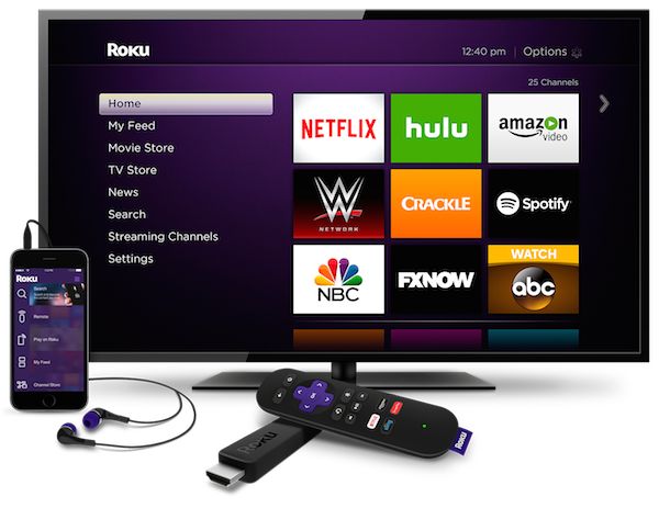 Roku CEO Views Android TV As Biggest Competitor