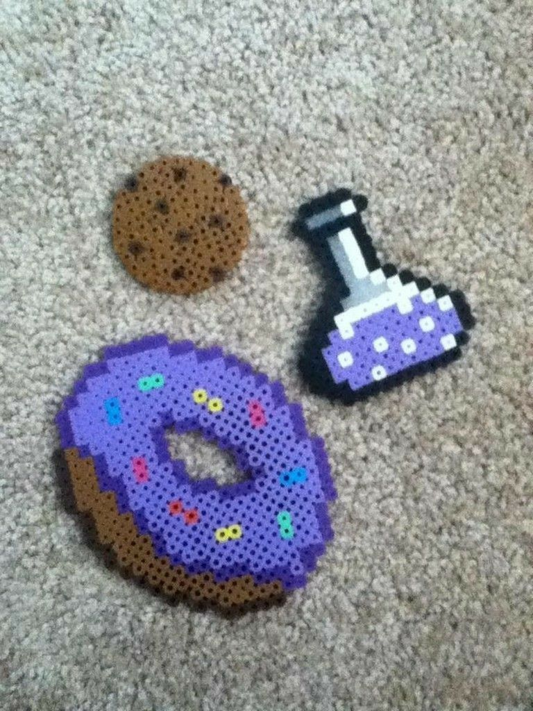 28+ Perler bead crafts to sell ideas