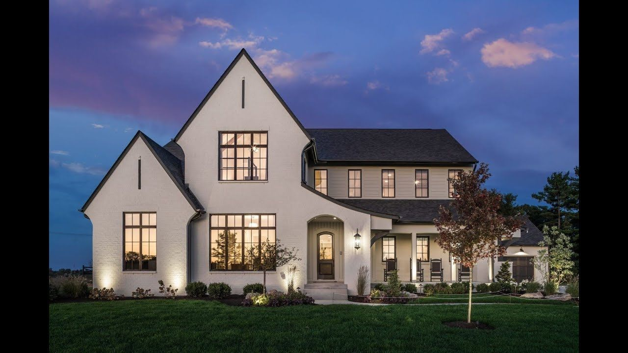 Opulent Oasis In Zionsville Indiana Sotheby S International Realty Https Www Youtube Com Watch V U Building Companies Open Concept Great Room Luxury Homes