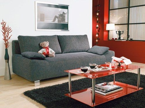 envie de red corer votre salon ces id es vont vous inspirer pinterest banquette. Black Bedroom Furniture Sets. Home Design Ideas