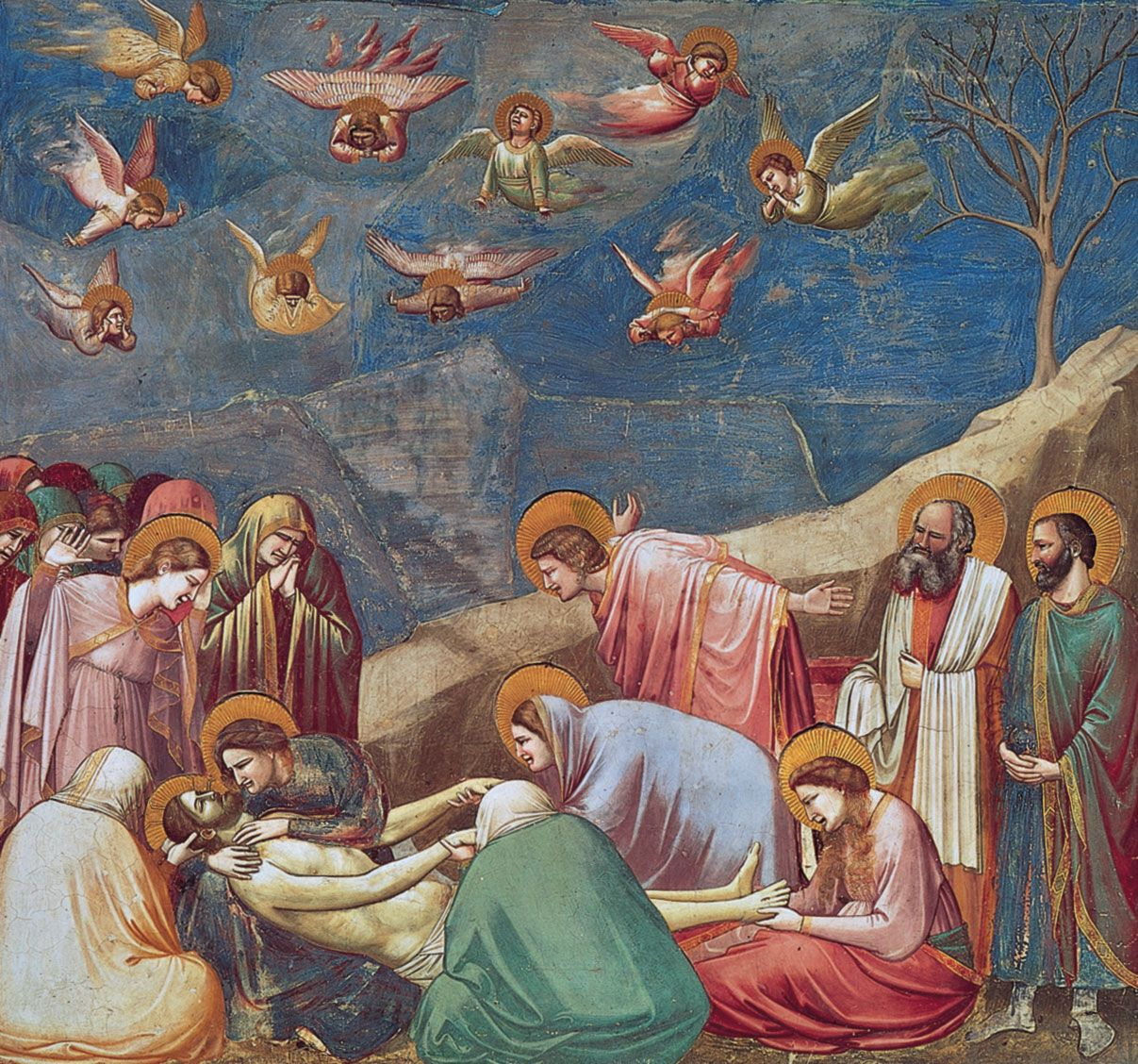 an overview of the italian renaissance painting giotto di bondone Discover librarian-selected research resources on giotto di bondone from the  questia  the italian painters of the renaissance by bernard berenson phaidon .