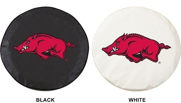 Use this Exclusive coupon code: PINFIVE to receive an additional 5% off the University of Arkansas Razorbacks Exact Fit Tire Cover at sportsfansplus.com