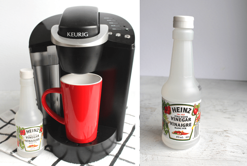 How to Descale a Keurig 2 Easy Ways {with vinegar and