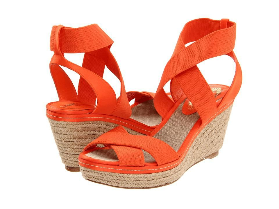 Love Orange Wedge Shoes Packingspree Wedge Shoes