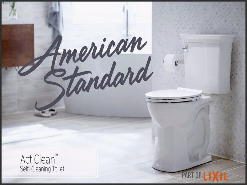 Awesome American Standard Self Cleaning toilet Lowes | Home ...