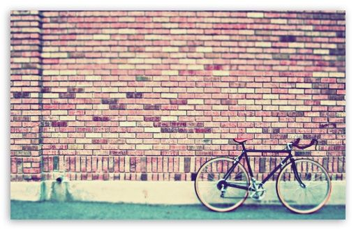Retro Bicycle And Scooter Hipster iPhone 5 Wallpaper / iPod ...