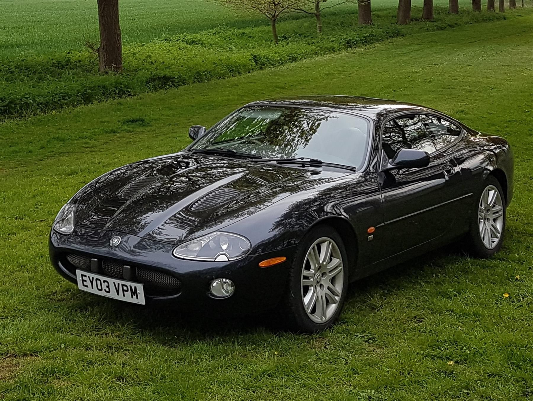 Used 2003 Jaguar XKR XKR COUPE for sale in