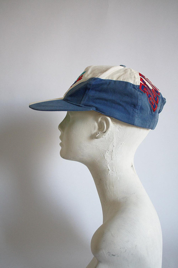 RESERVED RESERVED 80s Vintage Baseball Cap Blue Jays Canadian Logo Mania  cute Fan Sports VTG b0d4591f69b5
