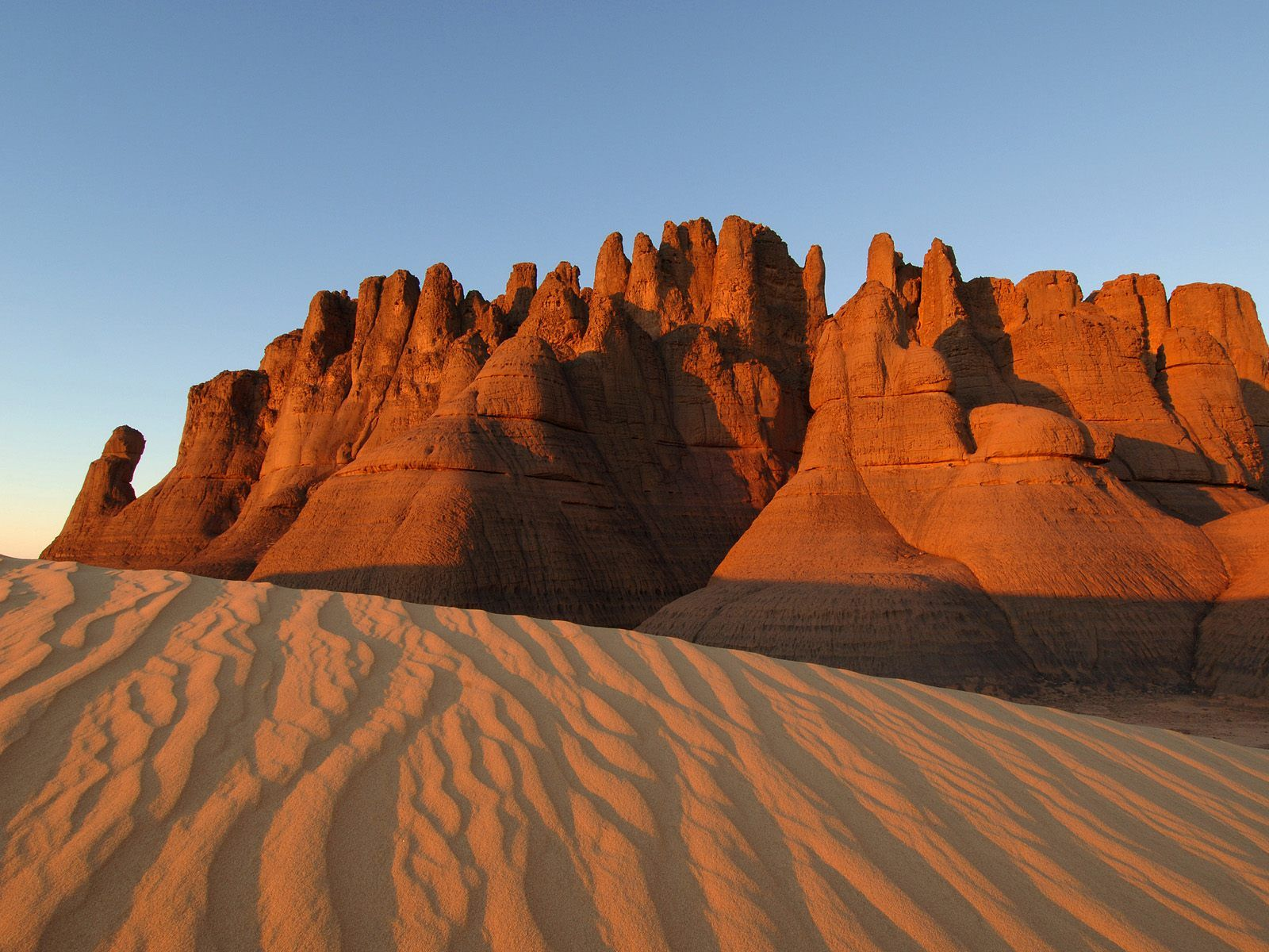 Sahara Desert Facts And Tours Deserts of the world