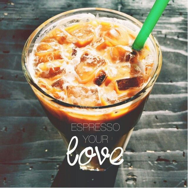 Express your <3 thru coffee today !