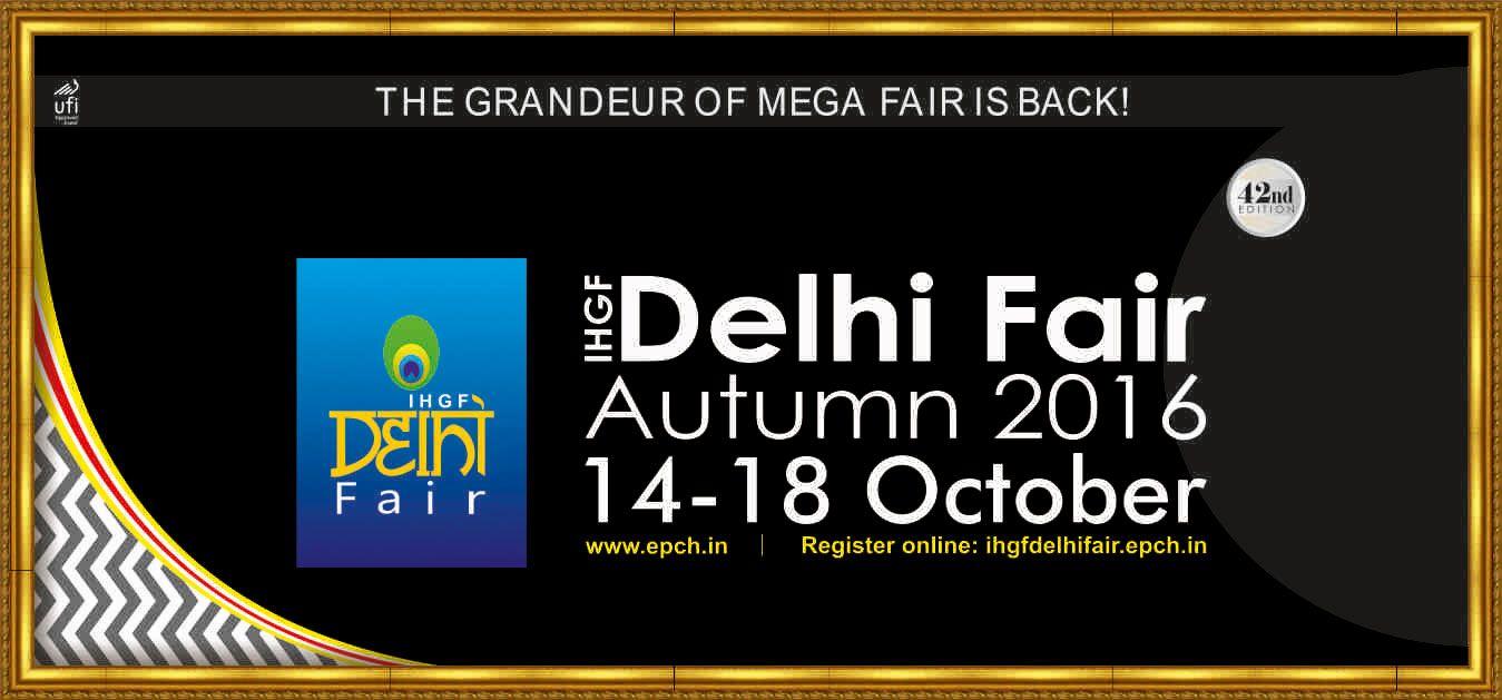Ihgf Indian Handicrafts And Gifts Fair Delhi Fair Autumn 2016 Is