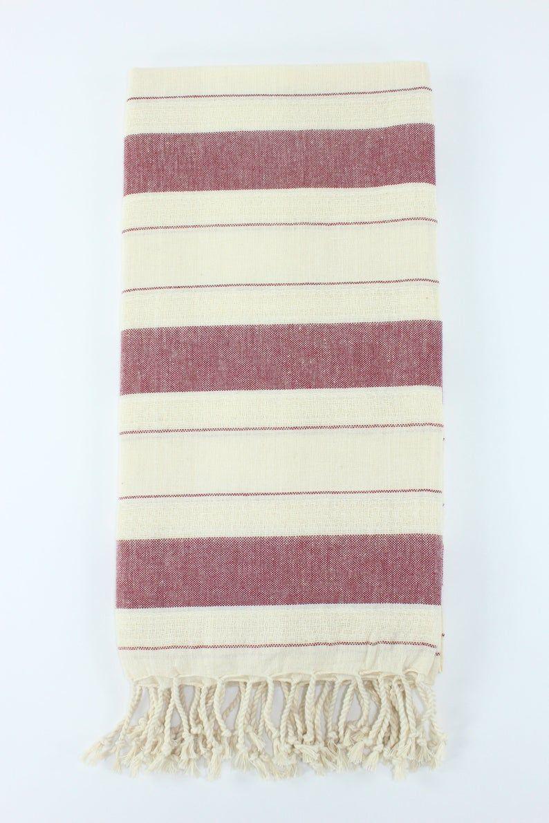 Premium Handmade Peshtemal Beach Towels Fouta Spatowels Etsy